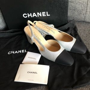 💥Chanel Slingback💥 100% Authentic